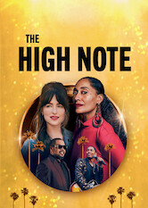 Search netflix The High Note